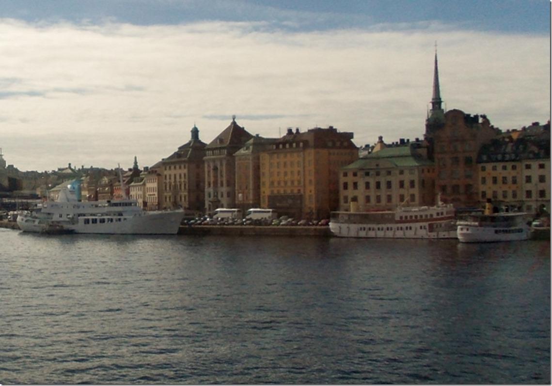 Day 13 – 9/8–Stockholm Sweden