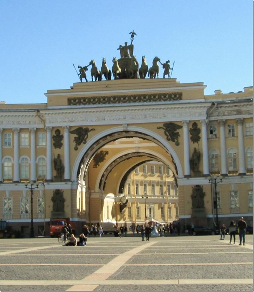 Day 10 – 9/5–St. Petersburg (Part 2–The Hermitage)