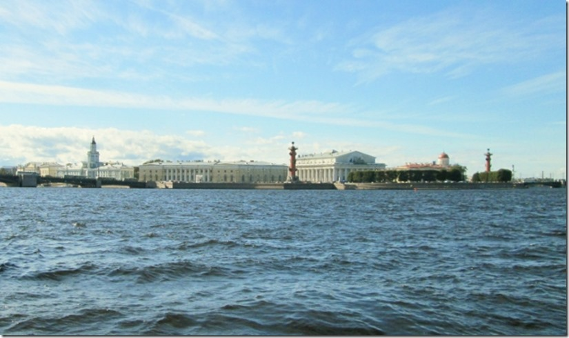 Day 11 – 9/6–St. Petersburg (Canal Tour)