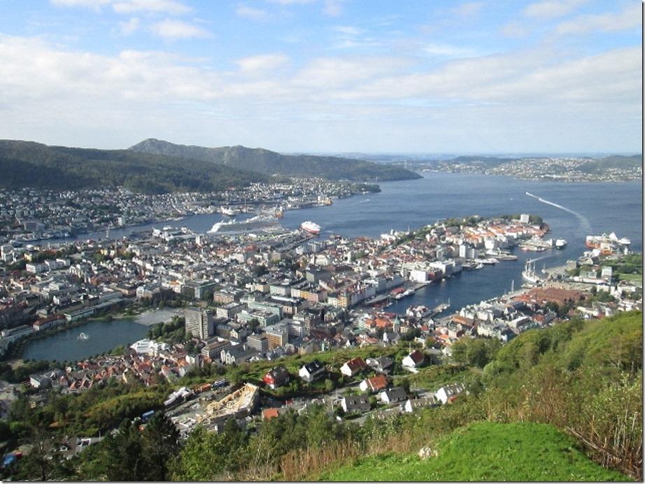 Day 17 – 9/12 – Bergen, Norway