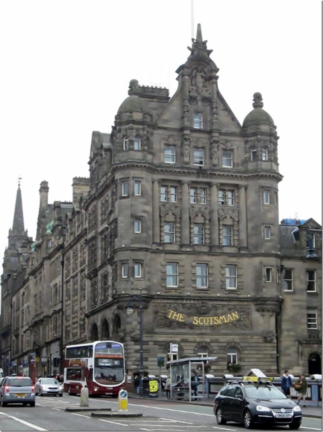 Day 19 – 9/14 – Glasgow, Scotland