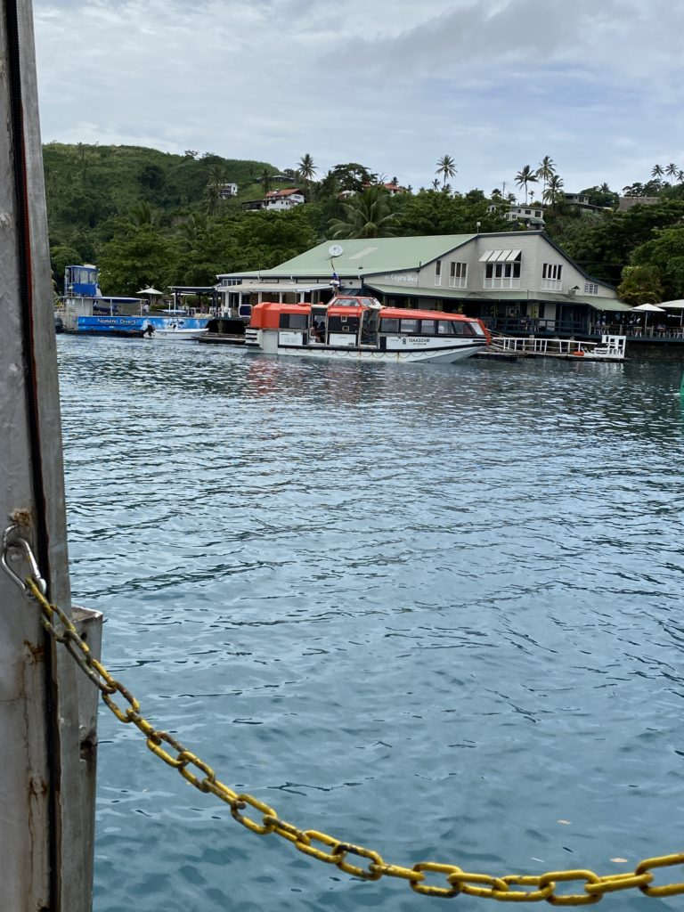 Day 35 – March 5 – Thursday – Savusavu, Fiji