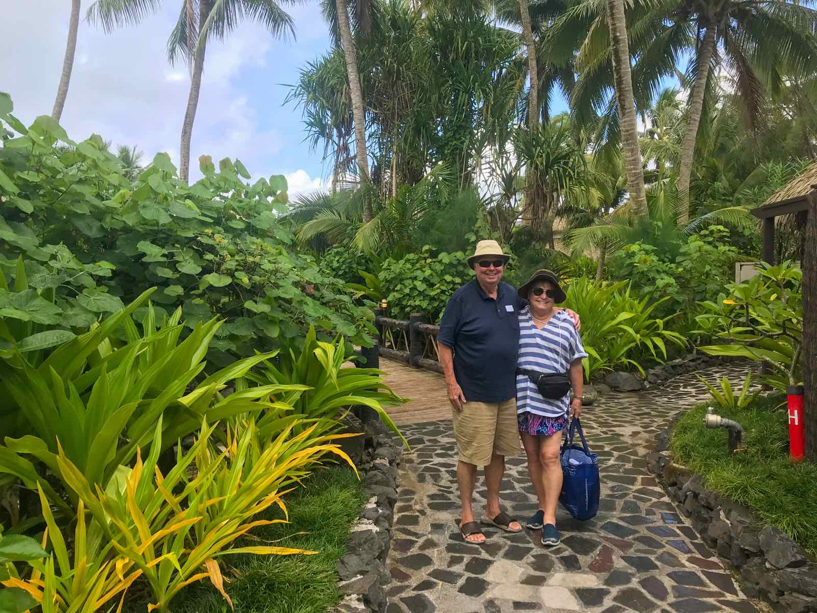 Day 42  –  March 11  –  Rarotonga, Cook Islands